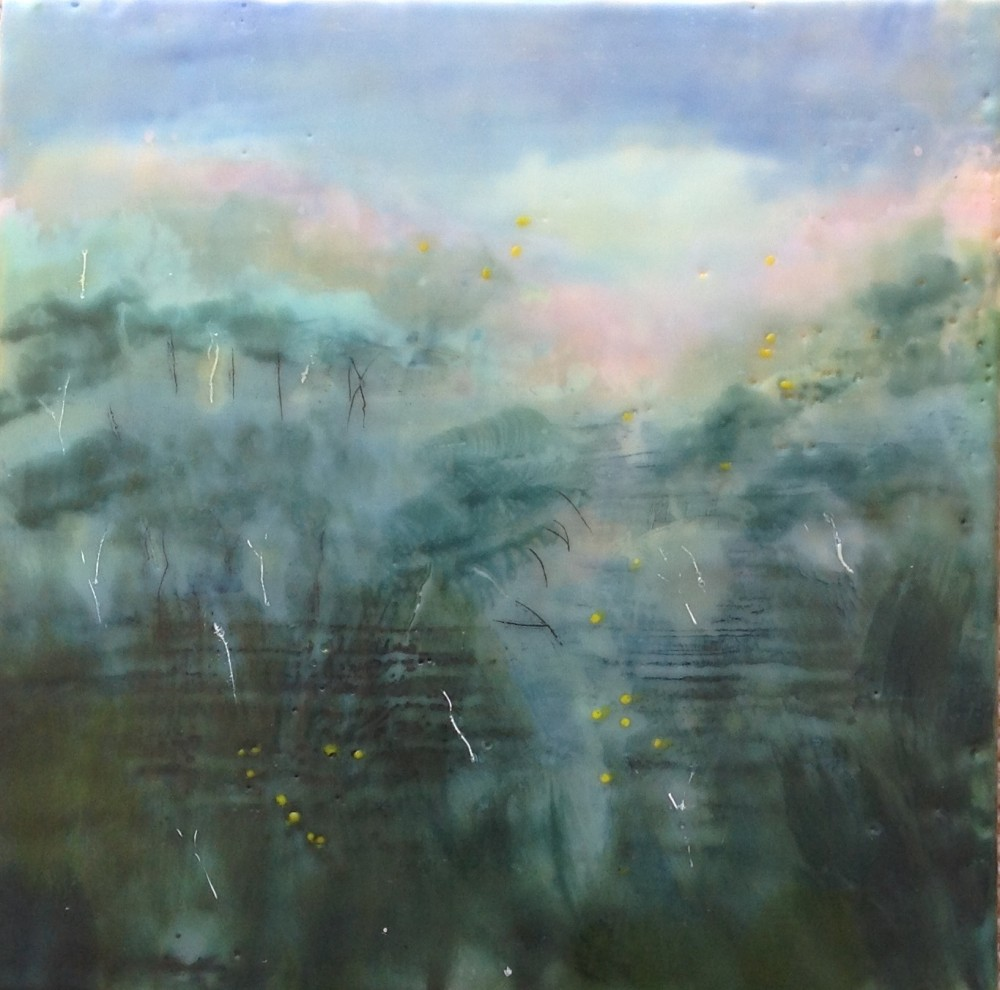 Morning mist by Marijke Gilchrist