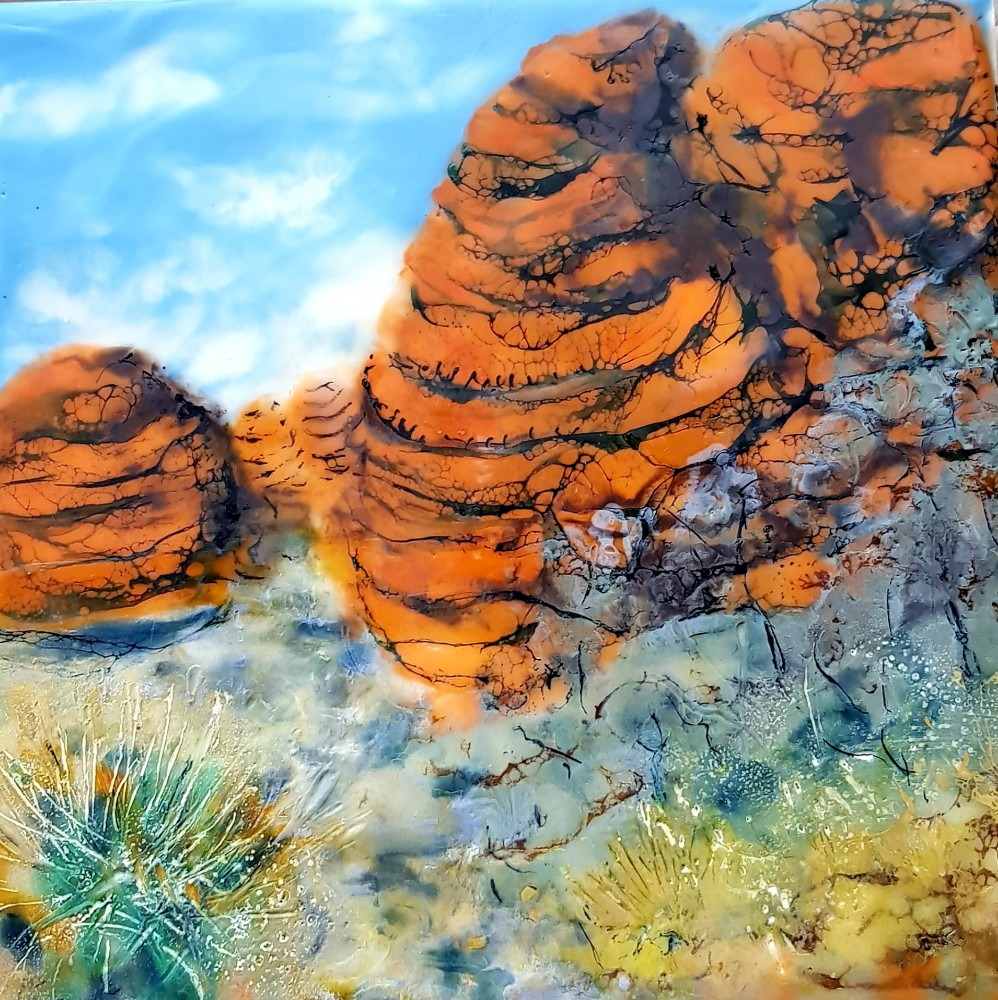 Another beautiful day Purnululu, (Bungle Bungles) by Marijke Gilchrist