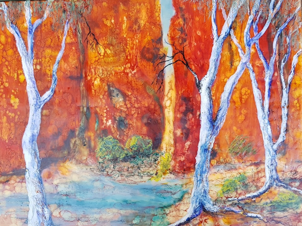 Colours of the Kimberley by Marijke Gilchrist