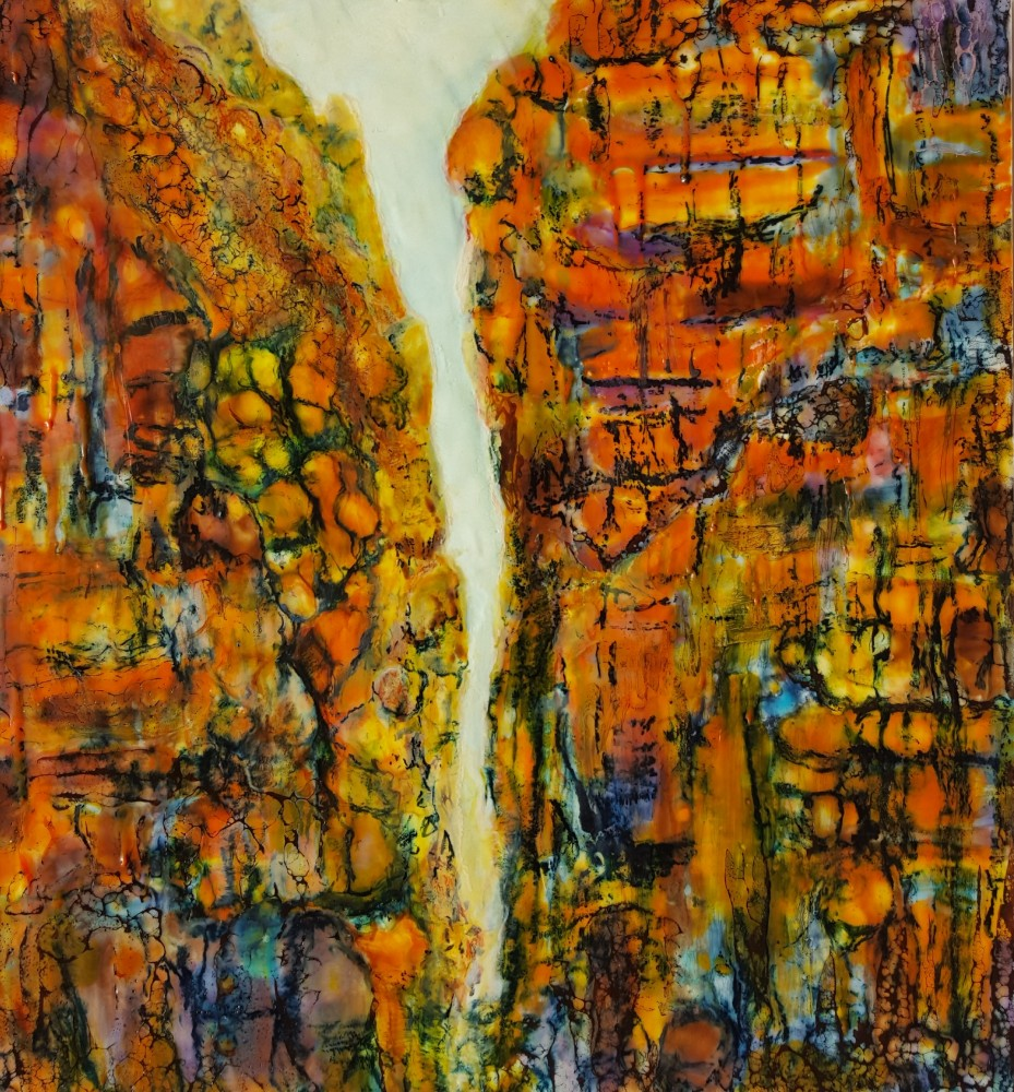 Kimberley Gorge by Marijke Gilchrist