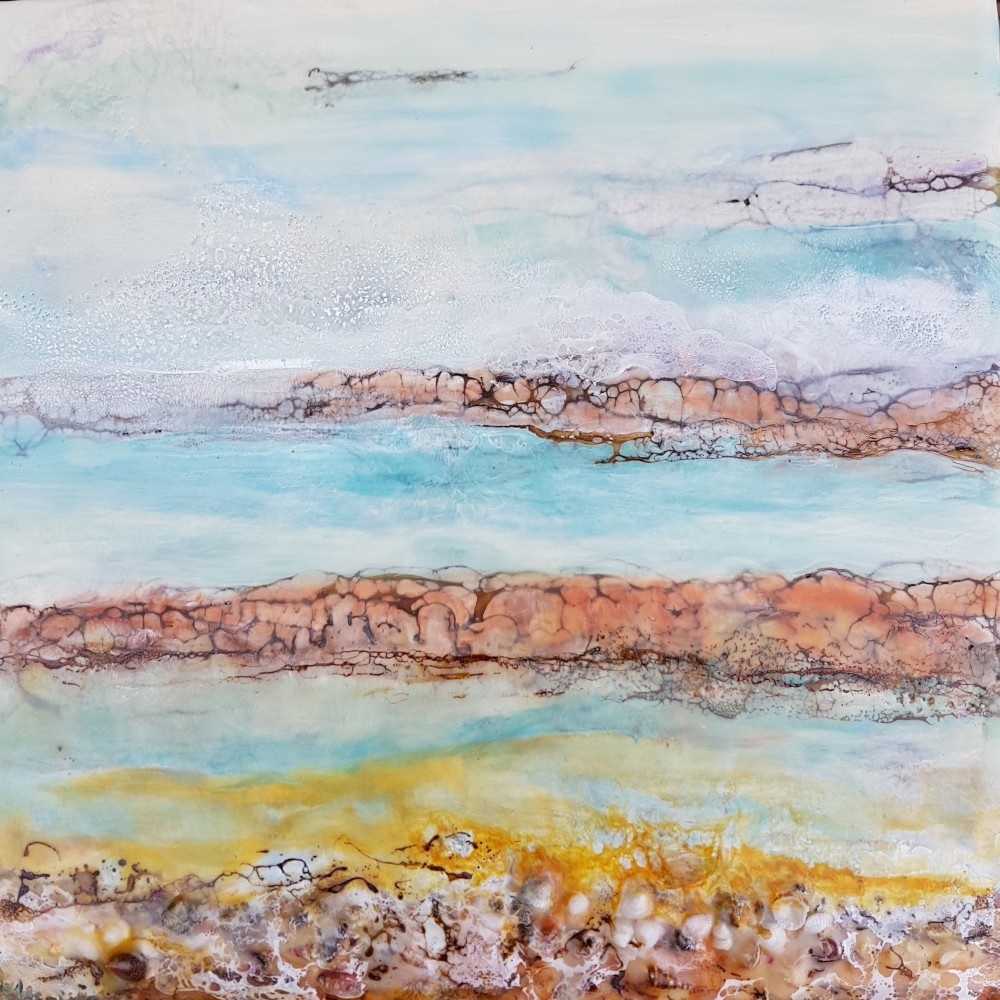 Moods of the sea I by Marijke Gilchrist