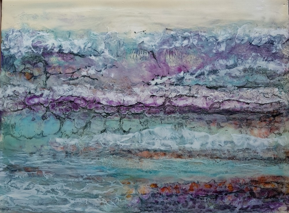 Seascape I by Marijke Gilchrist